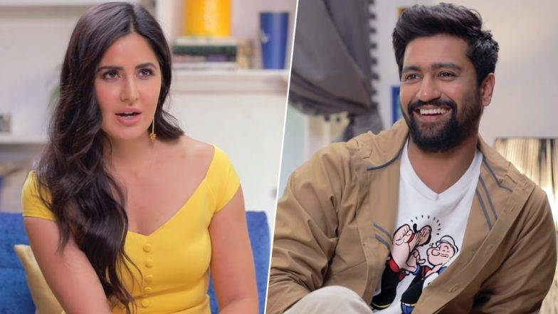 Photo of Katrina Kaif Reacts to Rumors About Her Starring in Raat Baaki Opposite Vicky Kaushal