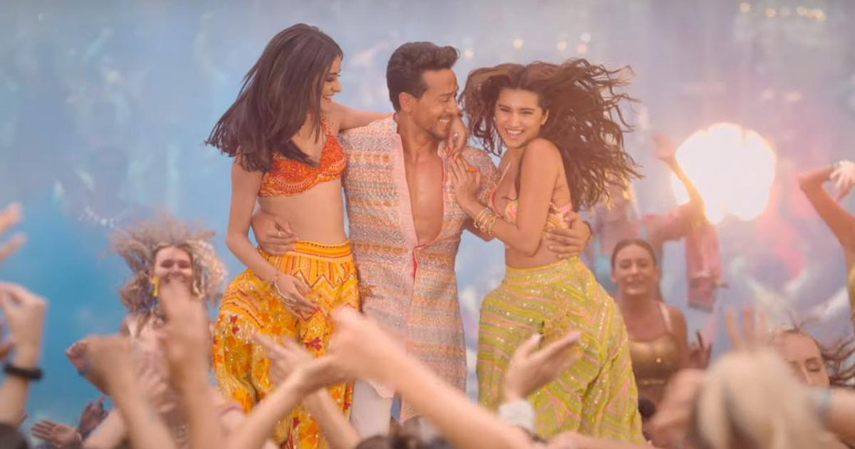 Photo of SOTY 2's Stars Get Groovy But in a Desi Style in 'Mumbai Dilli Di Kudiyaan' Song