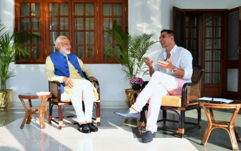 Photo of Here's Why Akshay Kumar Was Chosen to Interview PM Narendra Modi & Not Salman or Aamir