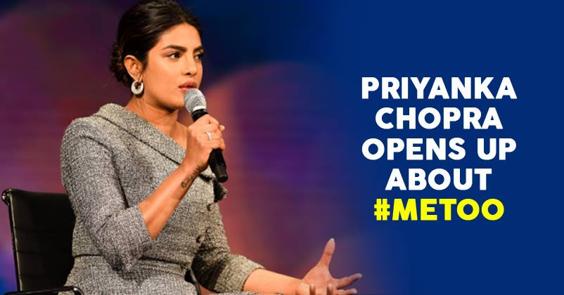 Photo of Priyanka Chopra Jonas Opens Up About MeToo Movement