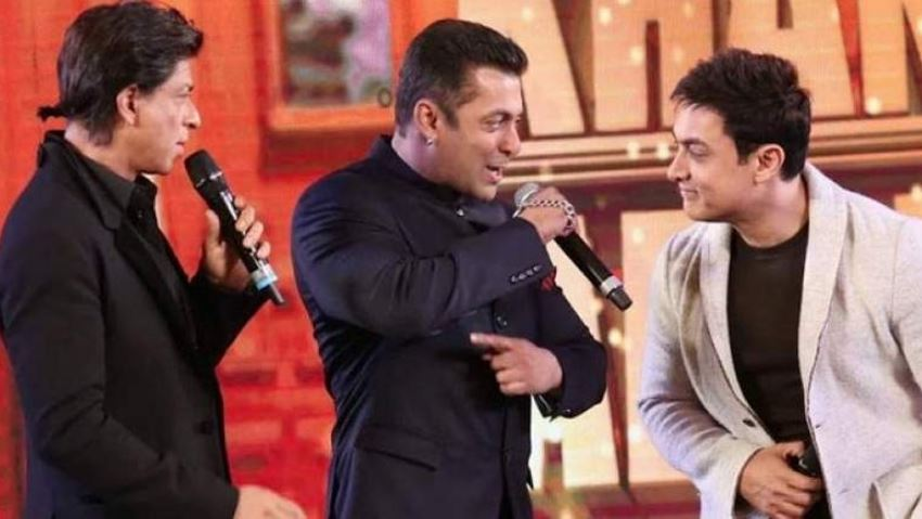 Photo of Salman Khan Says Aamir & Shah Rukh Khan Know Their Craft, He is Surviving on Mediocre Talent