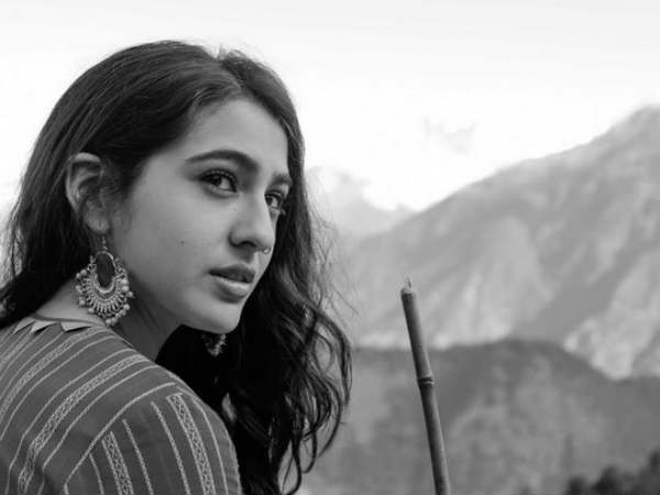 Photo of Sara Ali Khan Opens Up About Her Social Media Responsibilities