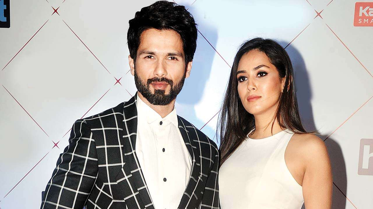 Photo of Shahid Kapoor & Mira Rajput's New Pic Teases Their New Home