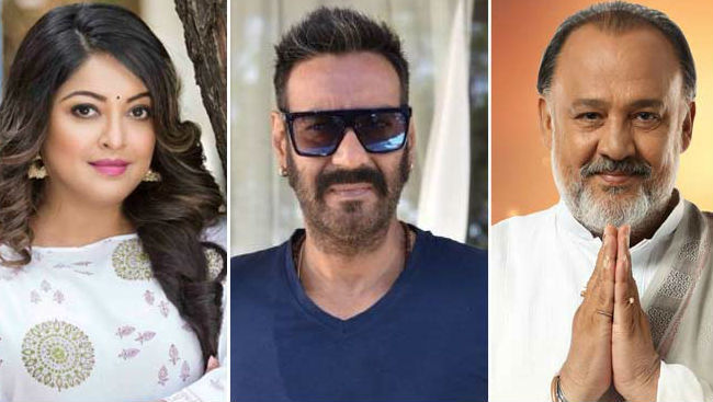 Photo of Tanushree Dutta Slams 'De De Pyaar De' Cast For Working With MeToo Accused Alok Nath