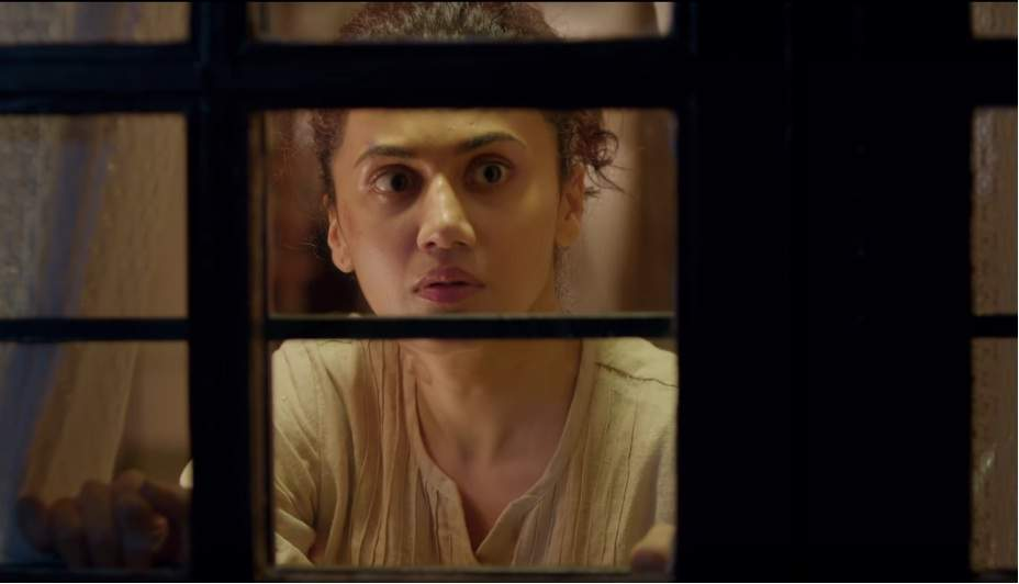 Photo of Game Over Trailer: Taapsee Pannu Will Keep You Hooked From The Beginning