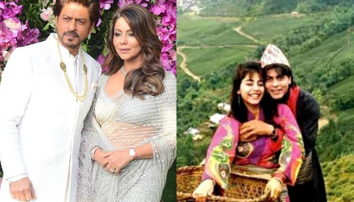 Photo of Shah Rukh Khan Reveals How He Tricked His Wife Gauri Khan After Their Wedding