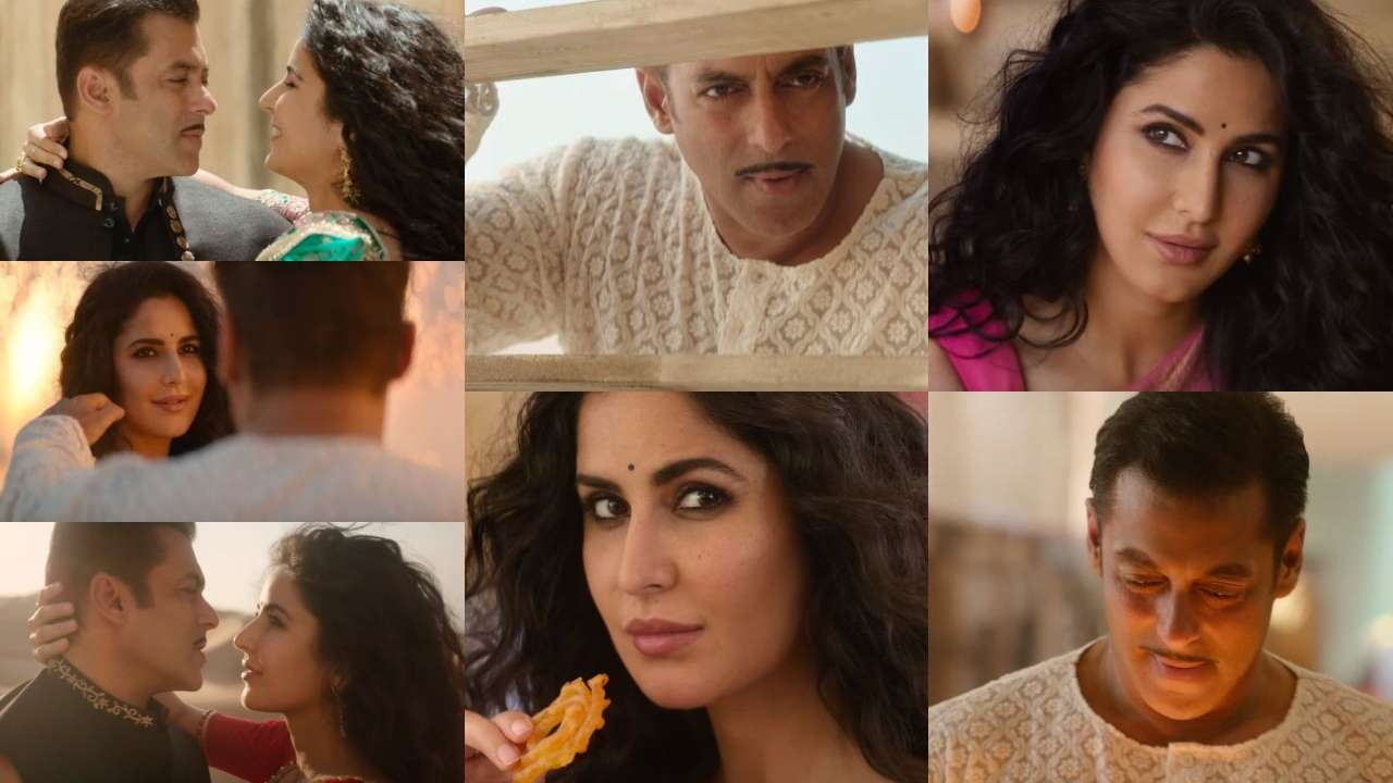 After You Have A Look At Recently Out 'Chashni' Song From 'Bharat'. You Can Easily Interpret That Salman Is Head-Over-Heels In Love With Katrina Kaif