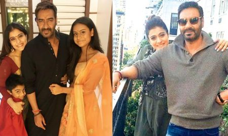 Here's What Kajol Does Whenever She Catches Hubby: Ajay Devgn Staring At Other Women