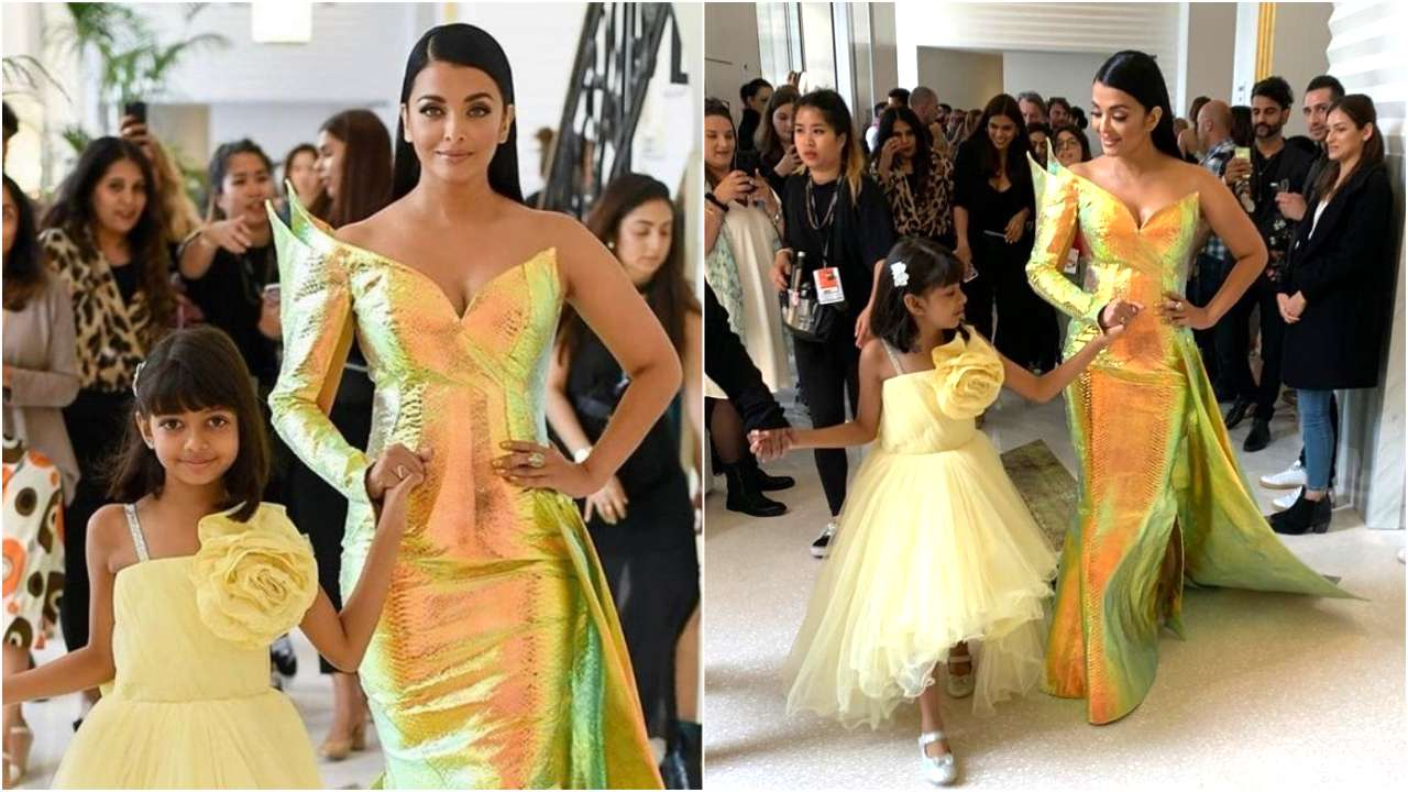 Photo of Aishwarya Rai Bachchan Walks The Cannes 2019 Red Carpet & Leaves Everyone Short of Words