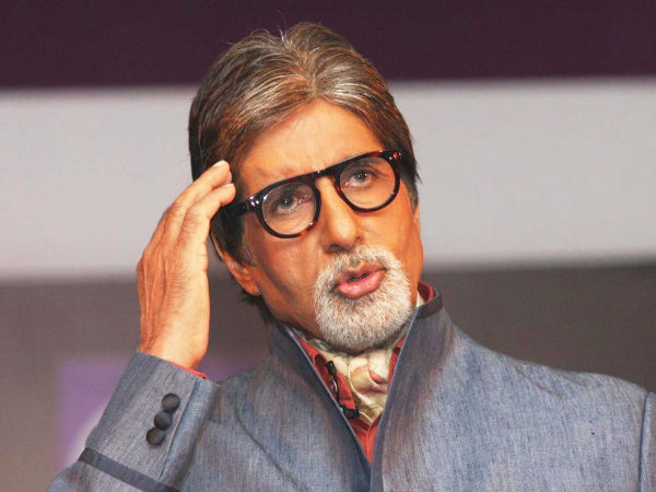 In A First, Big B Would Be Portraying Himself In A Marathi Film