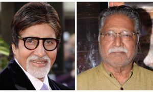 In A First, Big B Would Be Portraying Himself In A Marathi Film Amitabh Bachchan