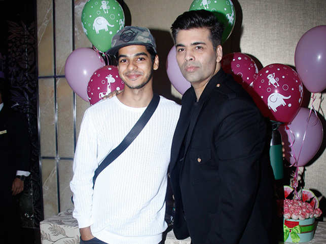 Is There A Truth In This Rumor That Shahid Kapoor's Younger Sibling: Ishan Talked Rudely To Karan Johar
