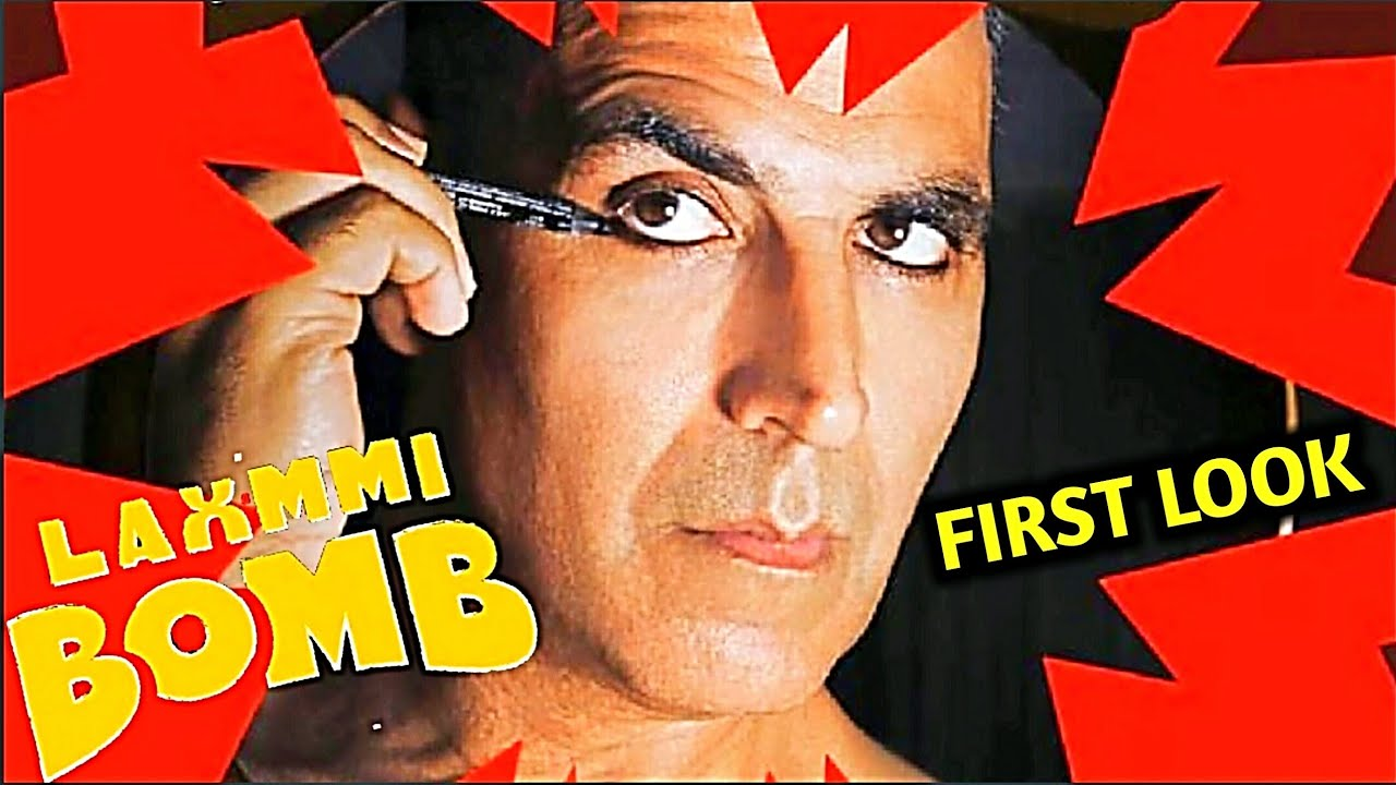 Photo of Akshay Kumar's Next Laxmmi Bomb First Look Poster Revealed