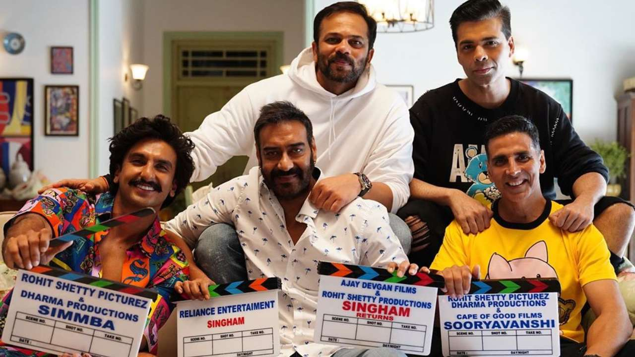 Photo of Rohit Shetty Expands His Cop Franchise With Akshay Kumar's Sooryavanshi