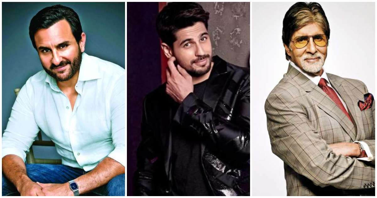 Photo of Siddharth Malhotra to Reportedly Join Saif Ali Khan & Amitabh Bachchan in 'Aankhen 2'