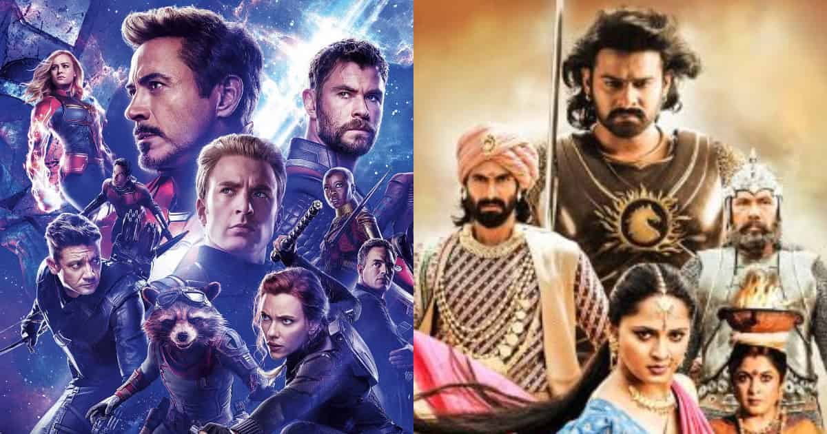 Photo of Avengers: Endgame Beats Baahubali 2's Mammoth First Week Collection Like a Boss!