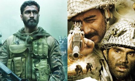 Bollywood Movies Based On Defense Forces