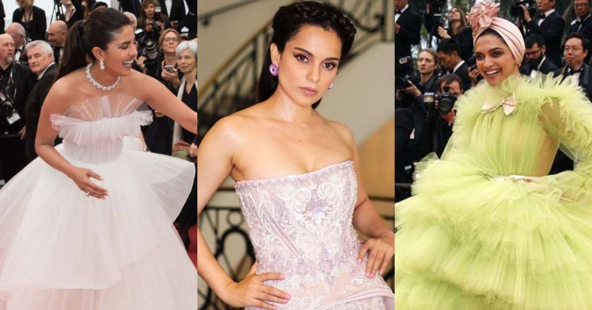 Photo of Every Bollywood Actor Who Made Heads Turn at The Cannes 2019 Red Carpet