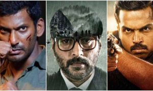 Kollywood Thriller Films