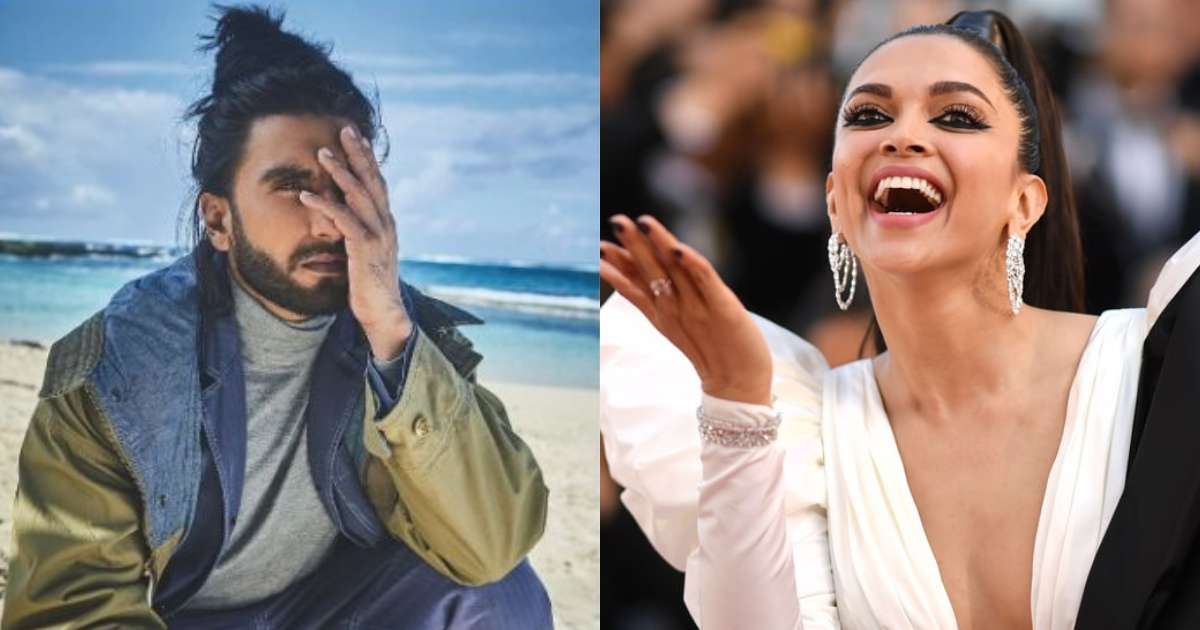 Photo of Ranveer Singh's One Word Review of His Wife Deepika Padukone Had Us Awww