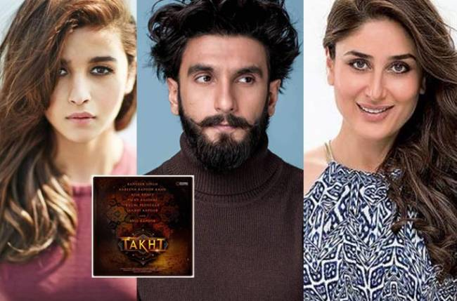 Photo of Kareena-Alia-Ranveer Starrer Takht Buget Revealed & It's Mind Boggling
