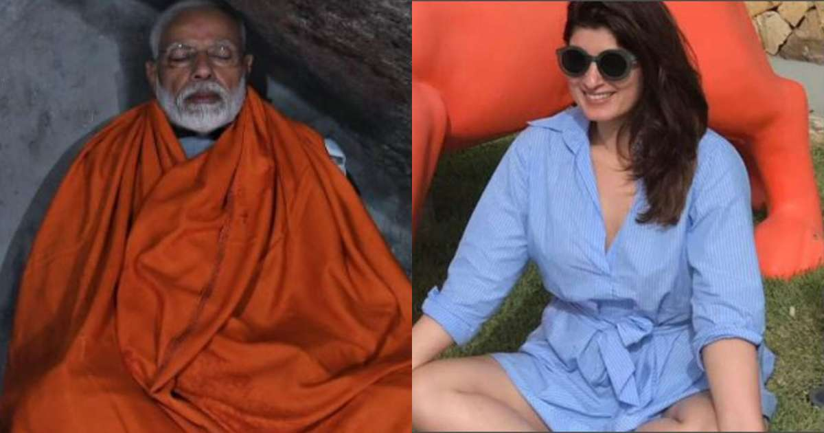 Photo of Twinkle Khanna Takes a Dig at PM Narendra Modi Again & Imitates Him