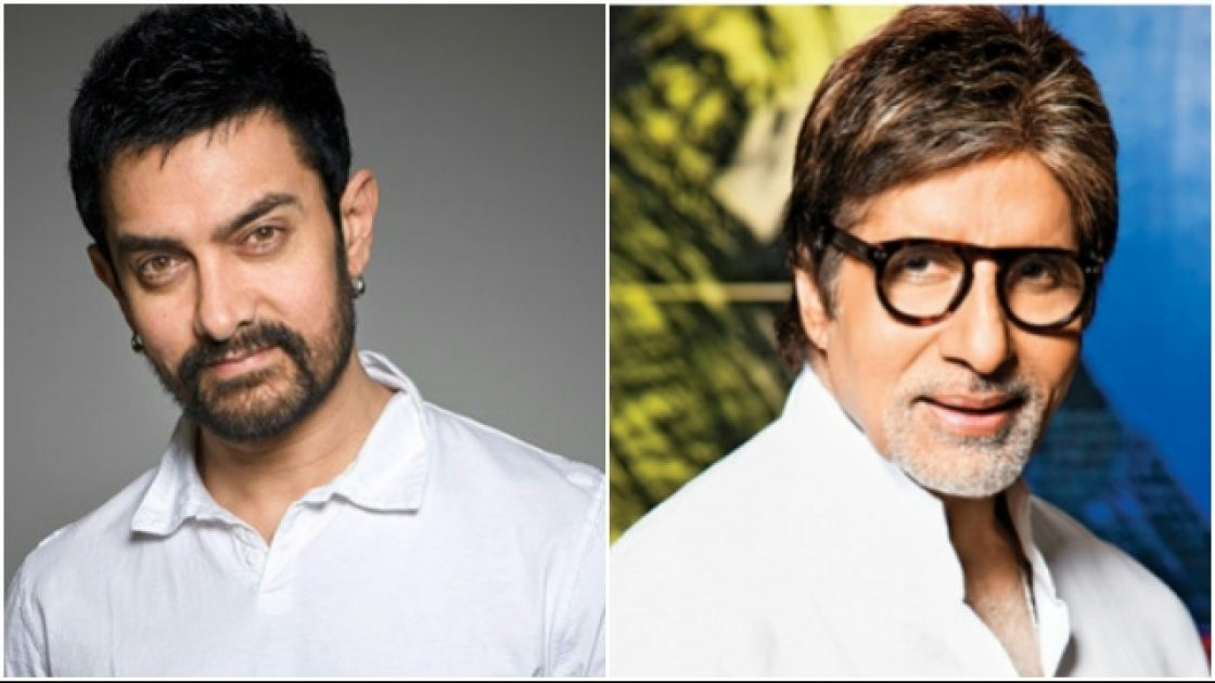 Photo of Aamir Khan And Amitabh Bachchan Had an Ugly Fight Over…