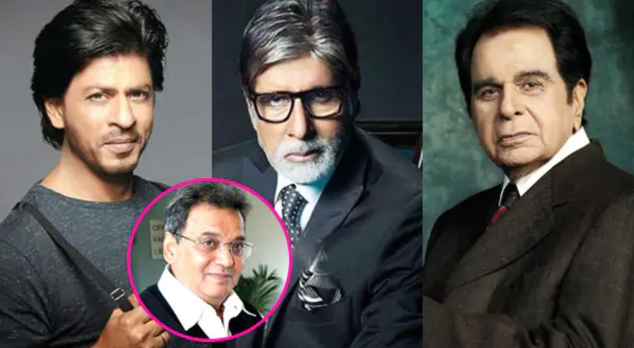 Photo of Subhash Ghai Reveals Shah Rukh Khan Once Dropped a Multi-Starrer Film With Big B & Dilip Kumar