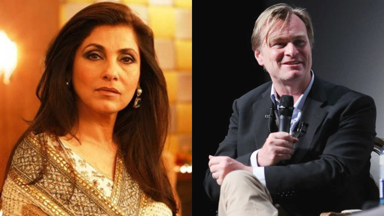 Photo of Dimple Kapadia to Make Her Hollywood Debut With Christopher Nolan's 'Tenet'