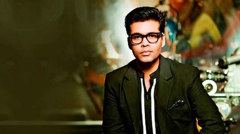 Photo of Karan Johar's Production House in Mumbai Burnt to Ashes by Fire