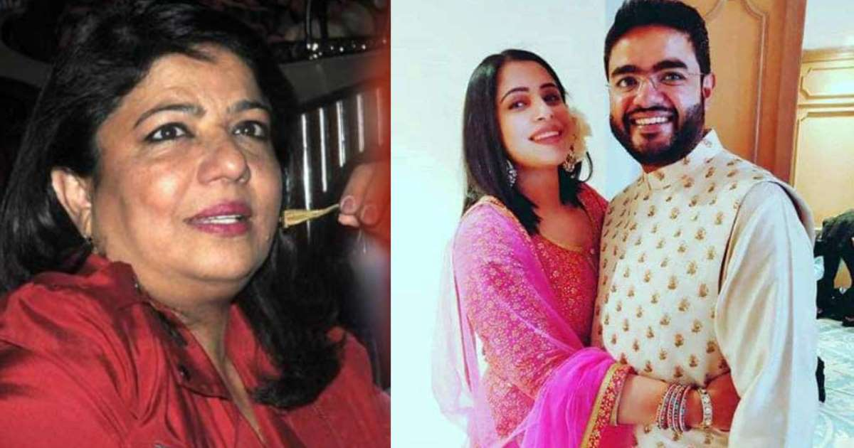 Photo of Priyanka Chopra's Mother Finally Breaks Silence on Son Siddharth Chopra's Wedding Being Called Off
