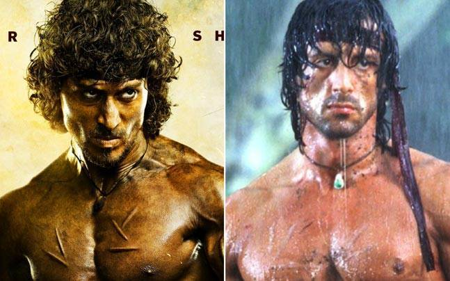 Photo of Sylvester Stallone's Hindi Version of Rambo Starring Tiger Shroff Will Release on THIS Date