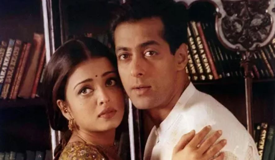 Photo of Salman Khan Crops Out Aishwarya Rai's Face From THIS Throwback Pic