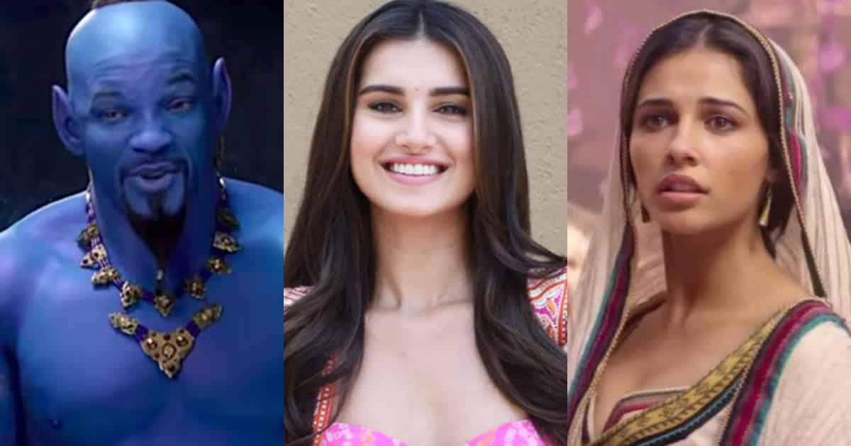 Photo of Student of the Year 2 Star Tara Sutaria Could Have Debuted as Jasmine in Will Smith's Aladdin