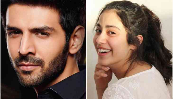 Janhvi Kapoor And Kartik Aaryan Will Star As A Couple In 'Dostana 2'