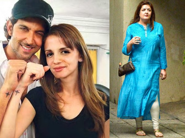 Hrithik's Ex-Wife Sussanne Khan Defends Him After His Sister Sunaina Came Out With Some Shocking Revelations