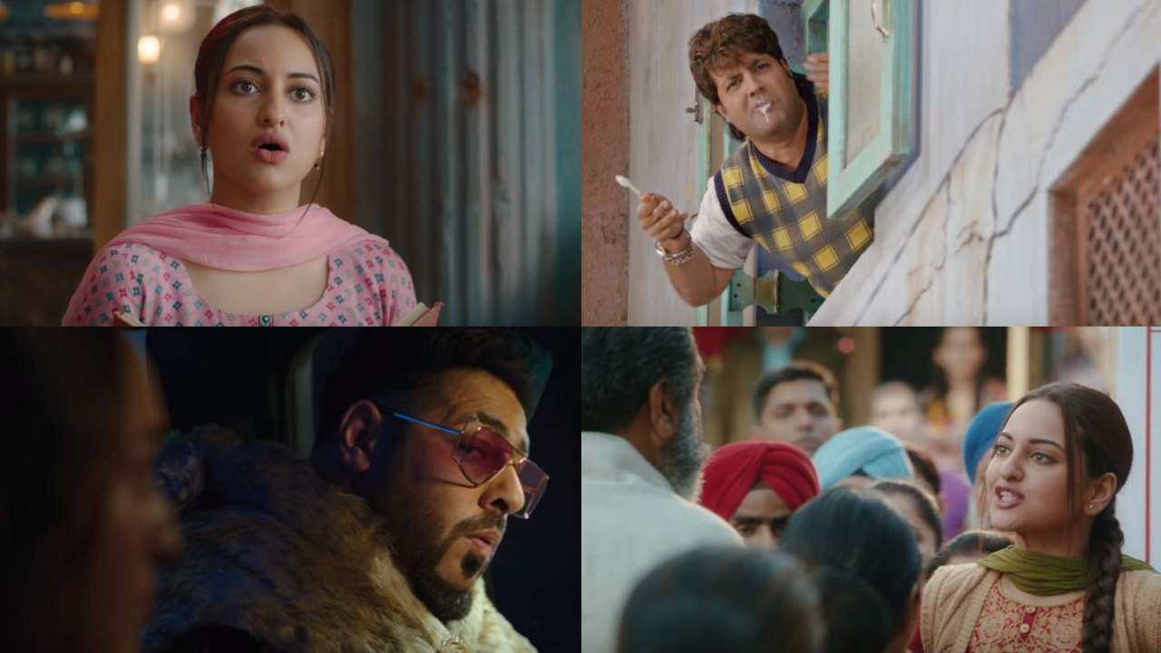 Photo of Sonakshi Sinha & Badshah's Khandaani Shafakhana Trailer Released, Watch it Now!