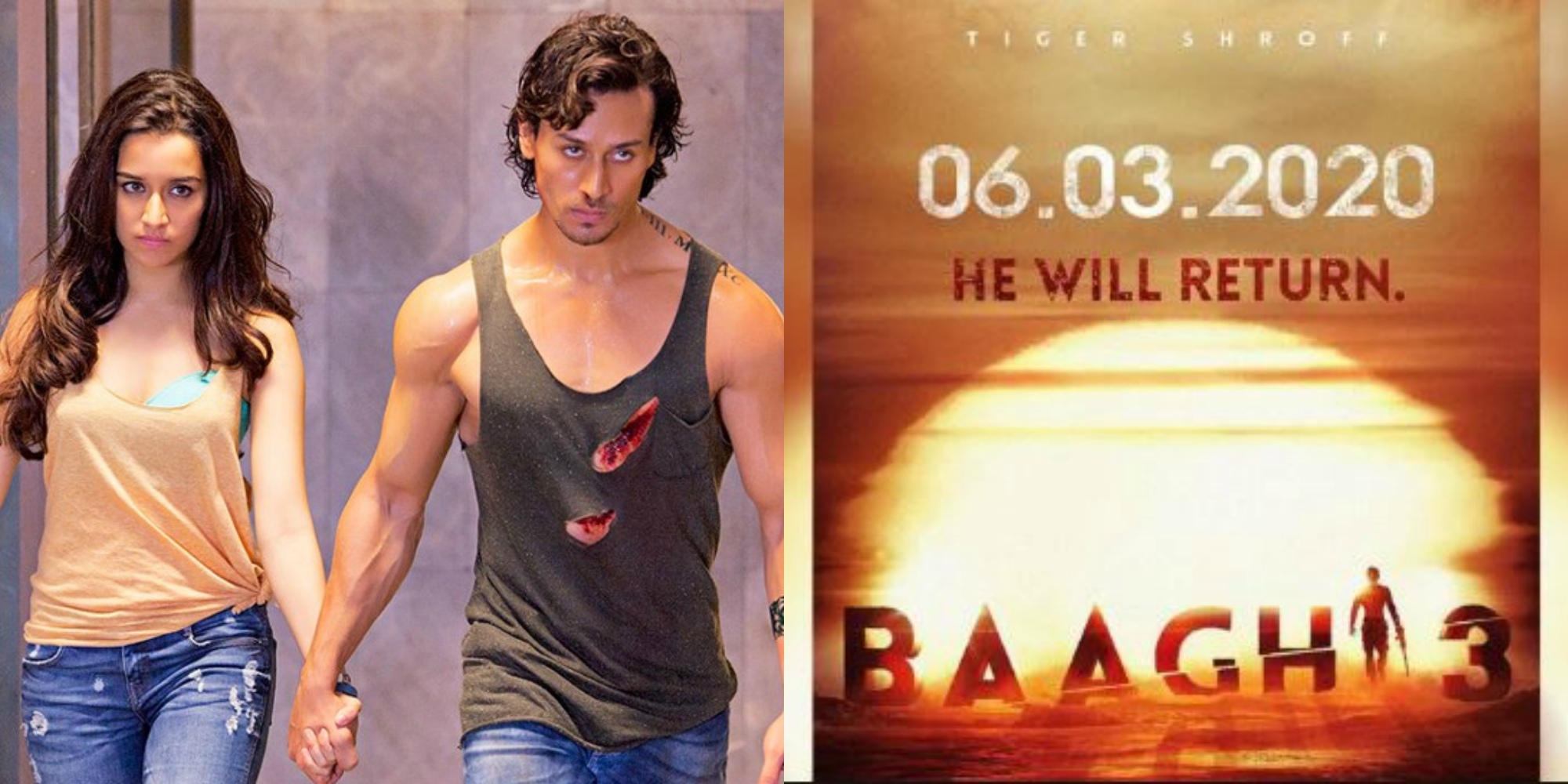 Riteish Deshmukh Joins 'Ek Villain' Co-Star Shraddha Kapoor In Upcoming 'Baaghi 3'