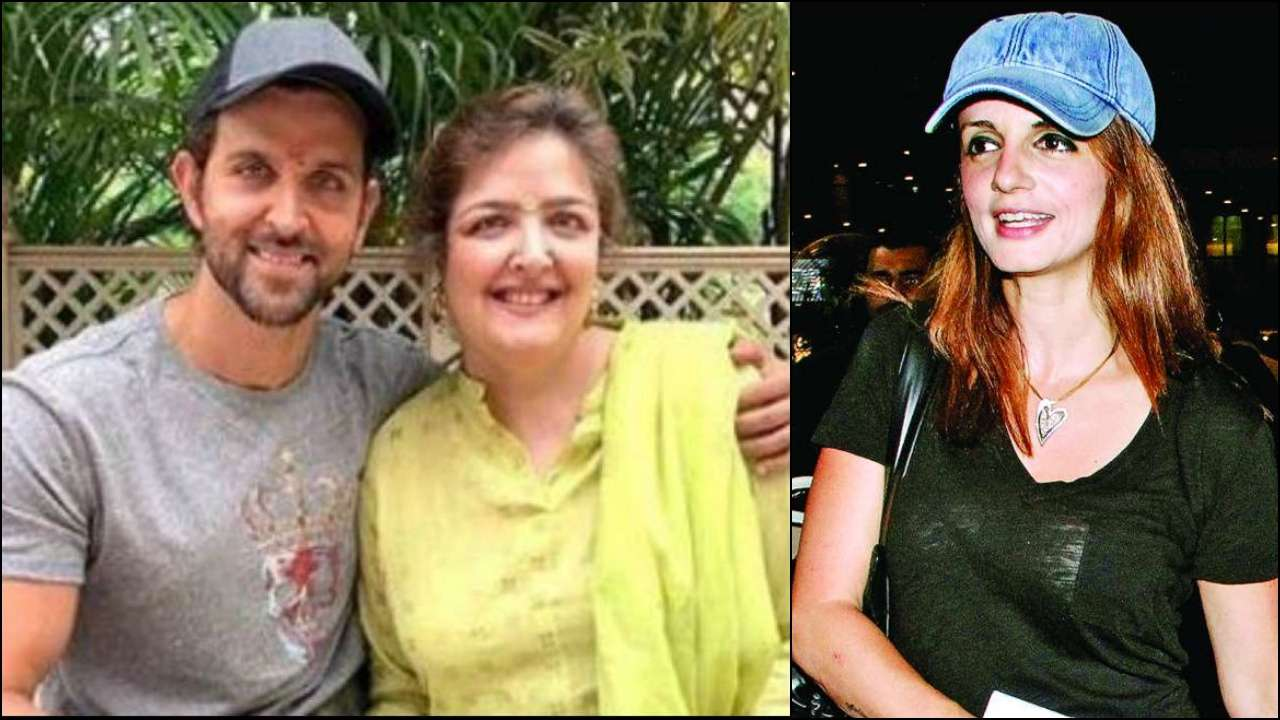 Photo of Hrithik Roshan's Ex-Wife Sussanne Khan Defends Him After His Sister Sunaina Made Shocking Revelations