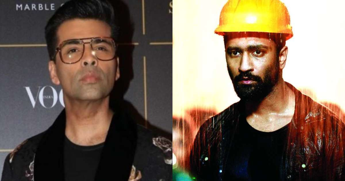 Photo of Karan Johar Enters Horror Genre With Vicky Kaushal's 'Bhoot Part One: The Haunted Ship'