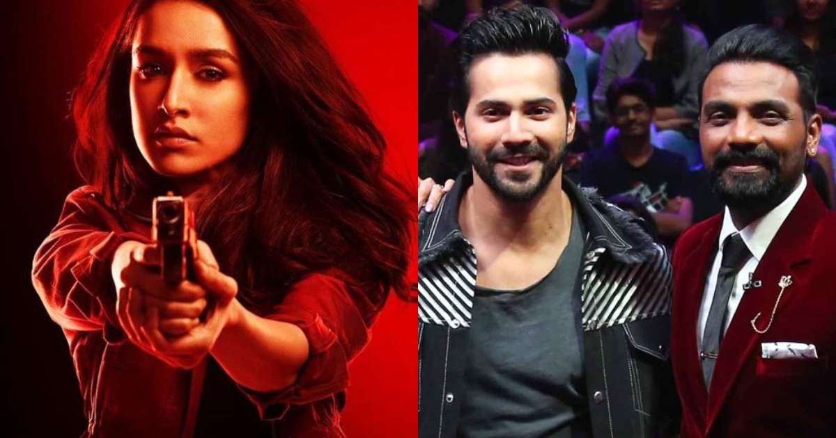 Photo of Shraddha Kapoor's Action Avatar in 'Saaho' Poster Impresses Varun Dhawan & Remo D'Souza