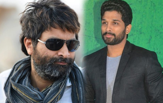 Photo of Allu Arjun's Look For His Upcoming Movie With Trivikram Srinivas Leaked on Social Media