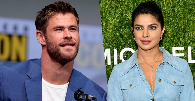 Photo of Avengers Star Chris Hemsworth Wants to Work With Priyanka Chopra