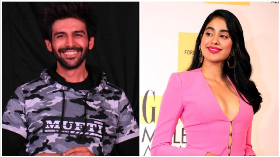 Photo of Janhvi Kapoor to Romance Kartik Aaryan in 'Dostana 2'