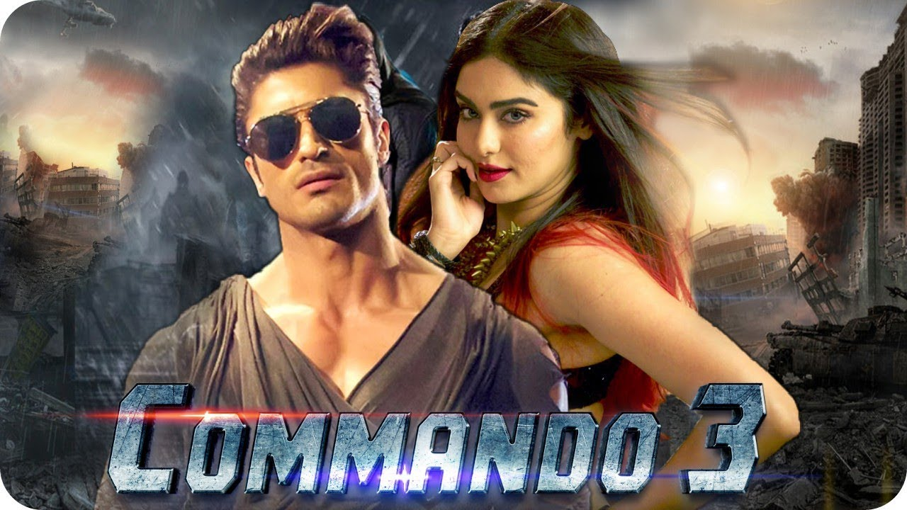 Photo of Vidyut Jammwal Starrer 'Commando 3' Gets a New Release Date