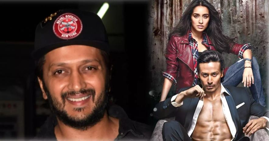 Photo of Riteish Deshmukh Joins His 'Ek Villain' Co-Star Shraddha Kapoor in Baaghi 3