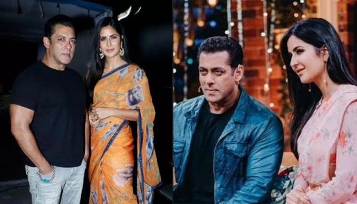 Salman Has The Most Hilarious Answer To The Question, 'Is Katrina Your Lucky Charm?'