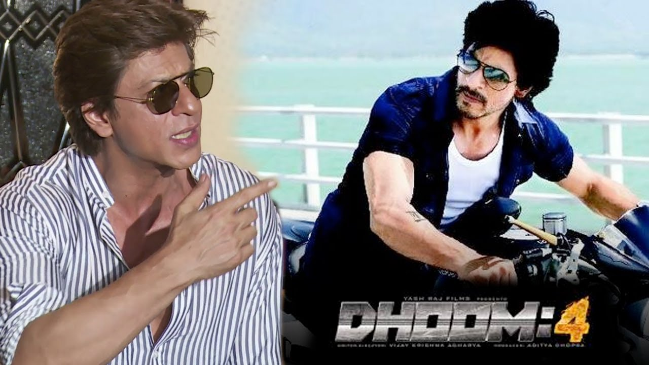 Photo of Has Shah Rukh Khan Been Offered 'Dhoom 4' by YRF?