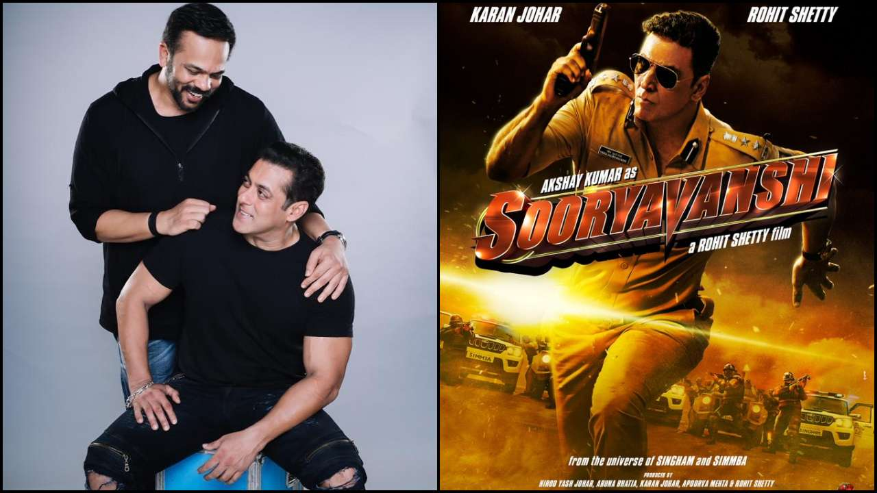 Photo of Rohit Shetty's Sooryavanshi Preponed, Salman Khan Announces New Release Date