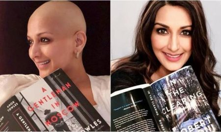 After A Year Of Fight With 'High Grade Cancer', Sonali Bendre Instagrams Her' New Normal'